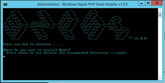 GitHub - elmerfdz/WNPSI: Windows Nginx PHP Stack Installer