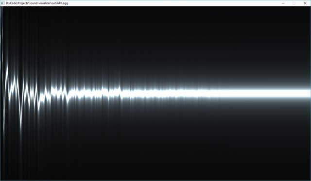 GitHub - ViRGiL175/sound-visualizer: OpenGL visualization and FFT