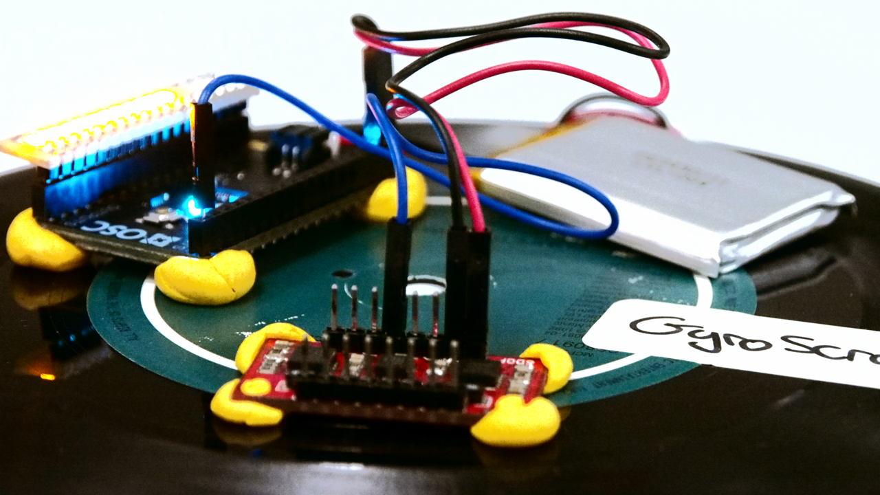 GyroScratch Wiring