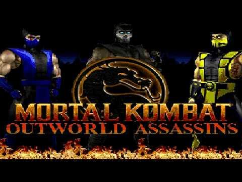 Mortal Kombat Outworld Assassins