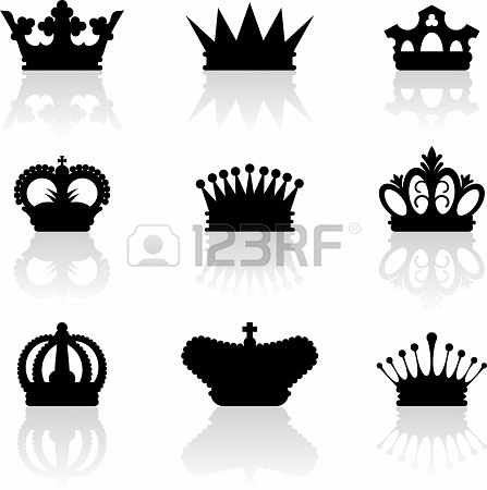 Icon Request Icon Crown King Icon Crown Queen Issue 1903