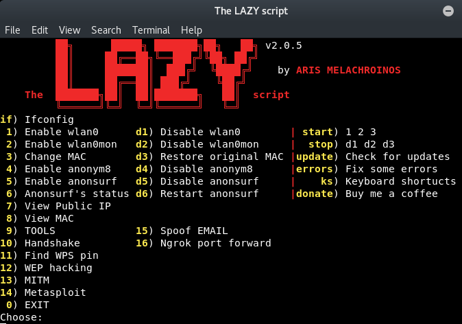 GitHub - droidhackhd/lscript: The LAZY script will make your