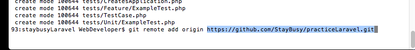 Note Highlighted Repo link