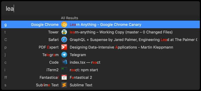 GitHub - nikitavoloboev/my-mac-os: List of applications and