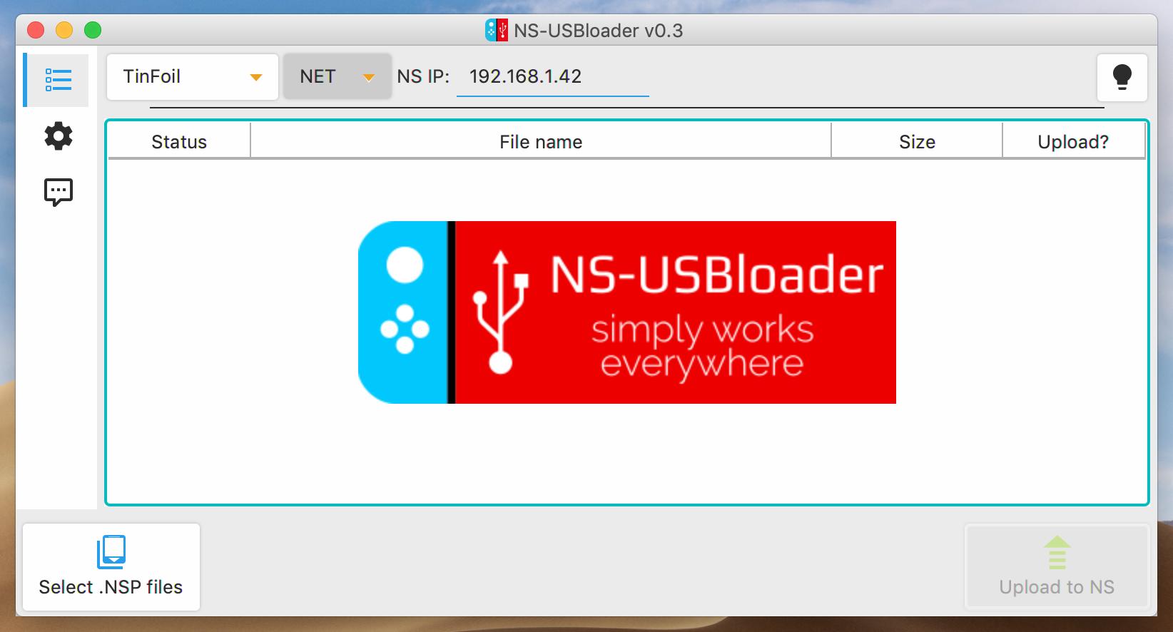 GitHub - developersu/ns-usbloader: TinFoil/GoldLeaf NSPs