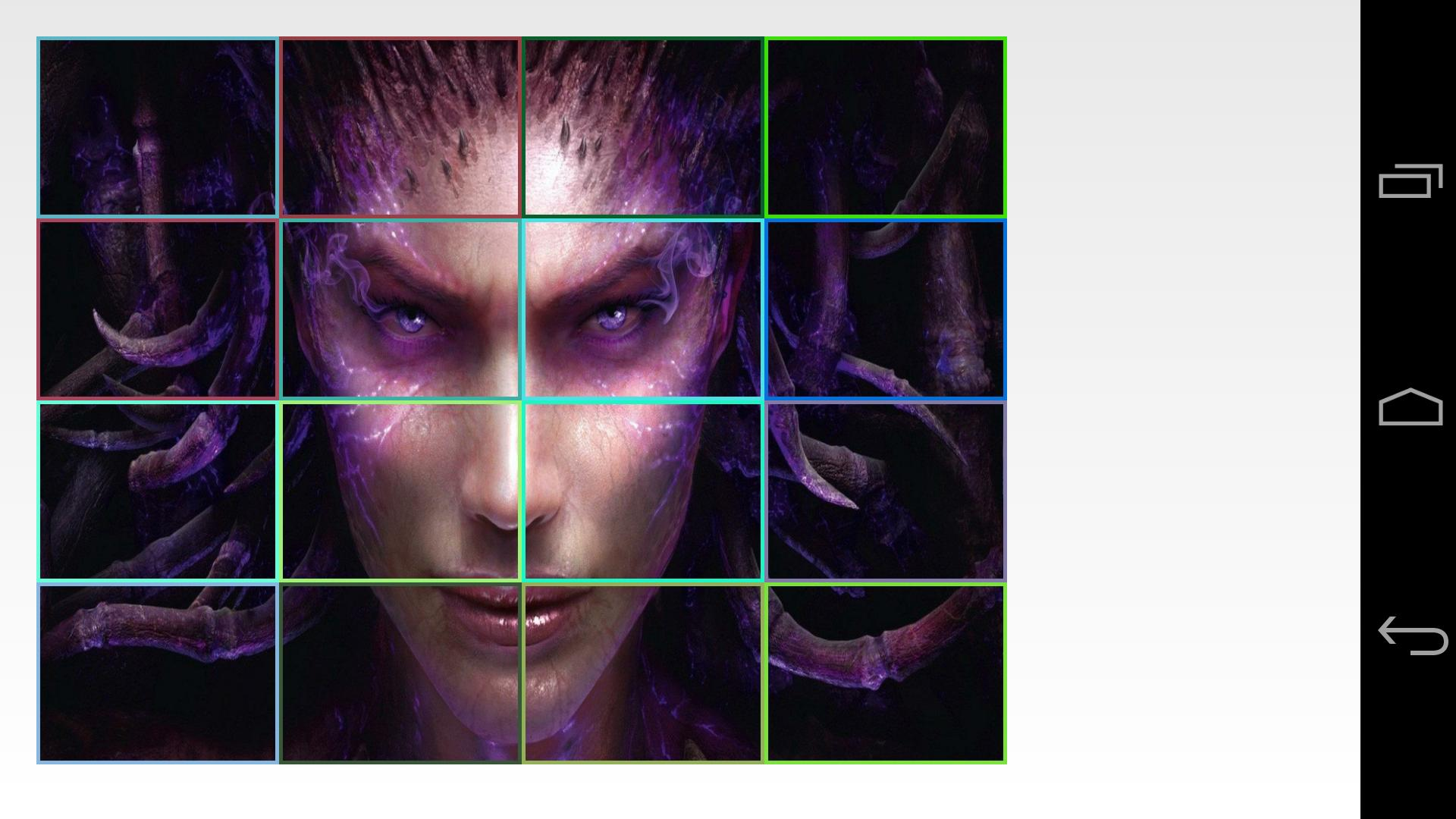 Android-1/week1/1-PuzzleGame at master · HackBulgaria