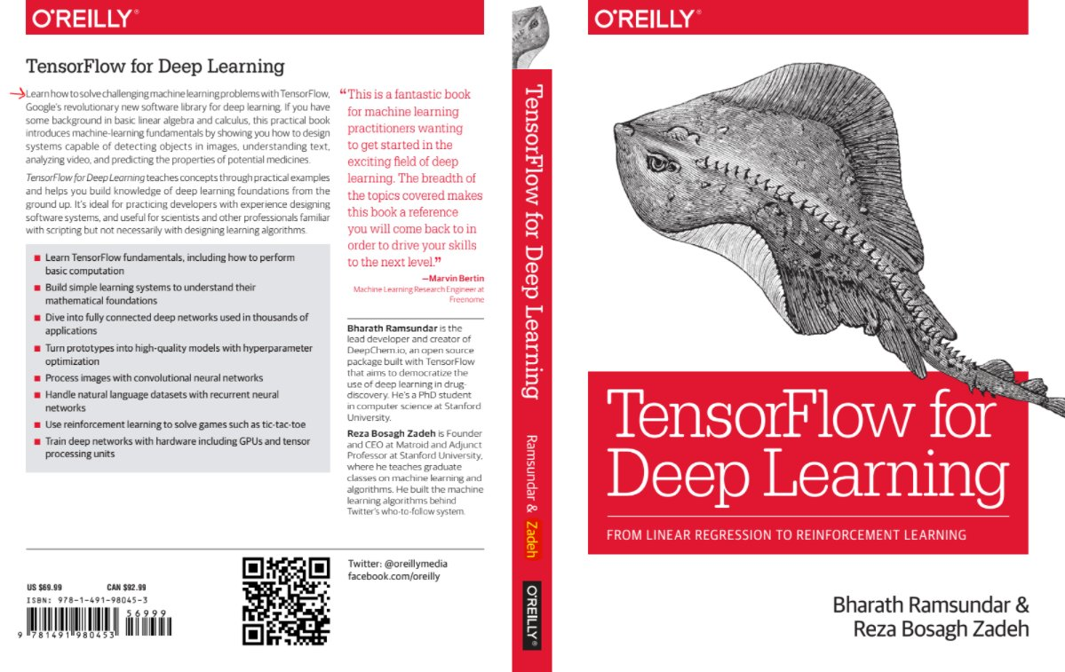 GitHub - matroid/dlwithtf: TensorFlow for Deep Learning Book