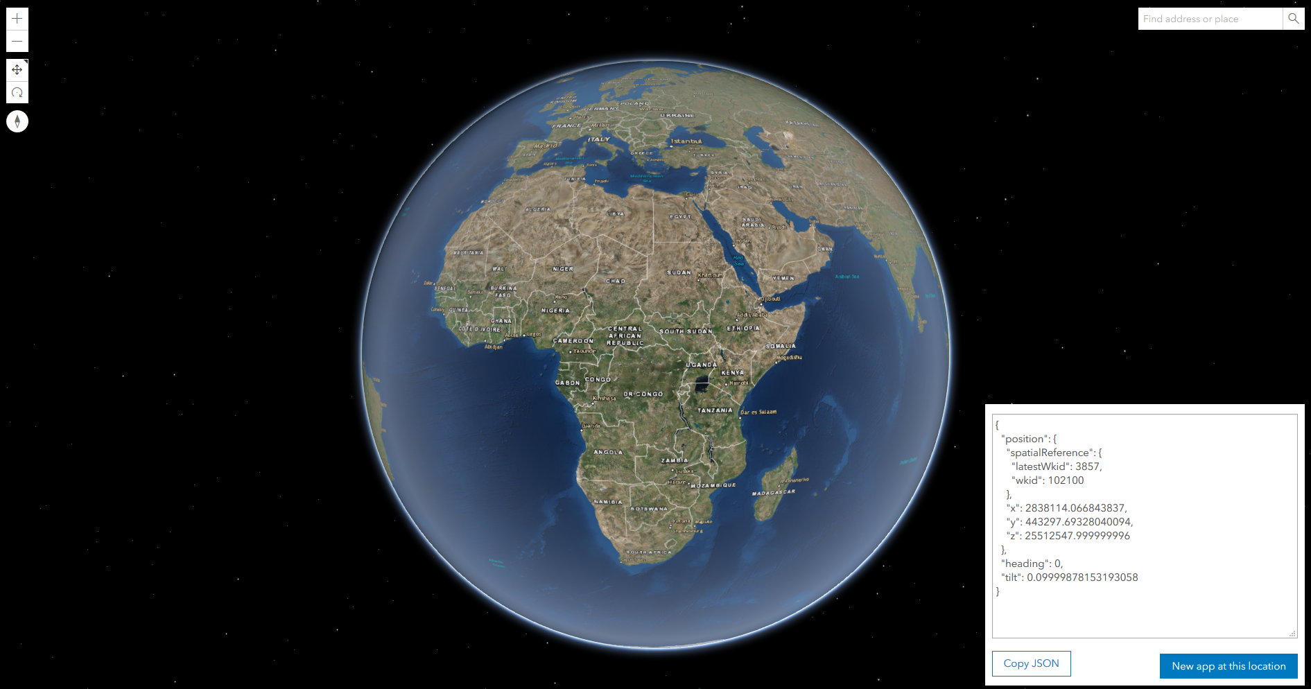 GitHub - gavinr/arcgis-js-api-camera-helper: Camera helper for 3D