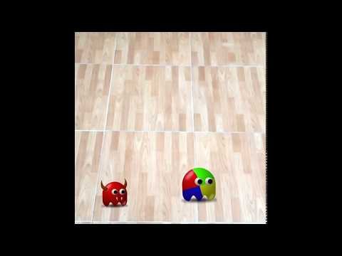 ARKit with SpriteKit game
