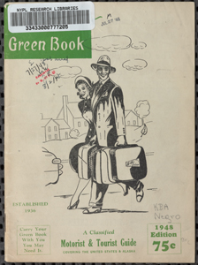 Green Book cover, 1948