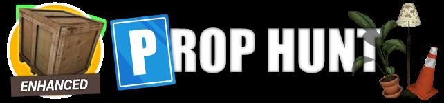 Prop Hunt: Enhanced Logo