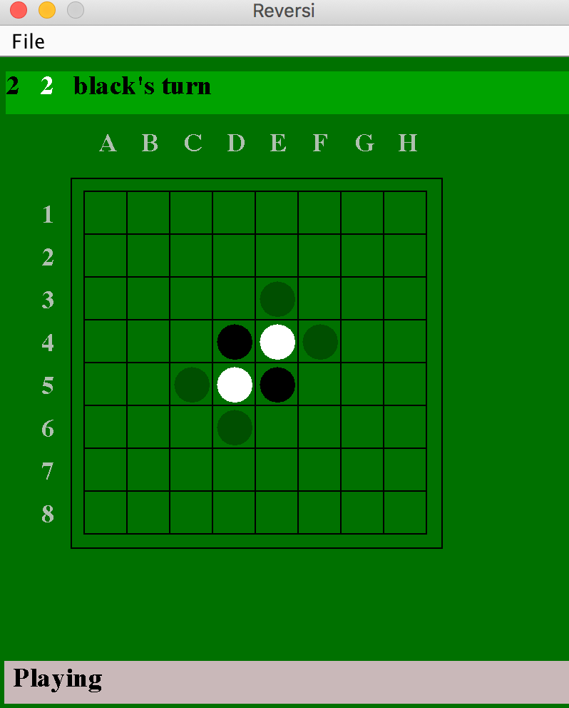 GitHub - mehdignu/reversi: reversi game programmed with swing