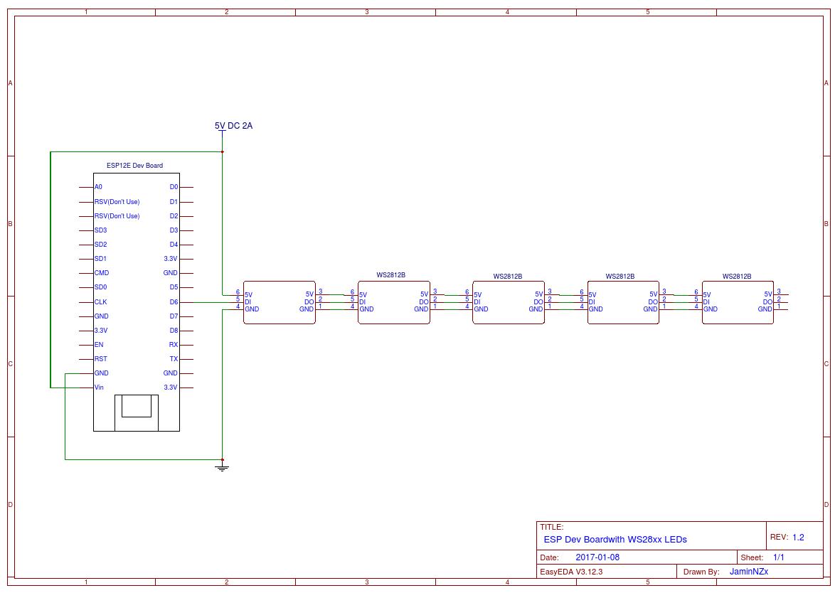 GitHub - jaminNZx/ESP8266-WS28xx-Blynk: An Ardiuno sketch to