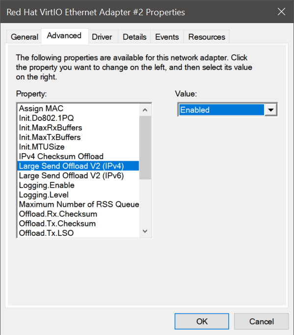 bhyve vms cannot communicate on same CN with LSO/TSO enabled