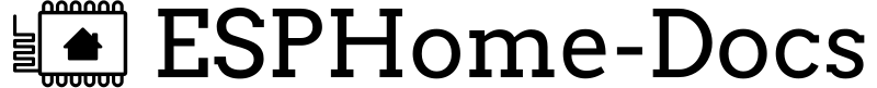 ESPHome-Docs Logo