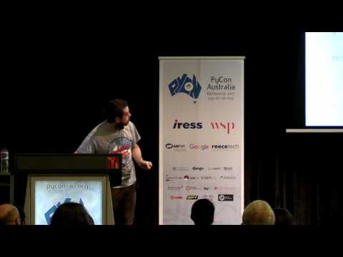 Clinton Roy - State Machines - Pycon Australia 2017
