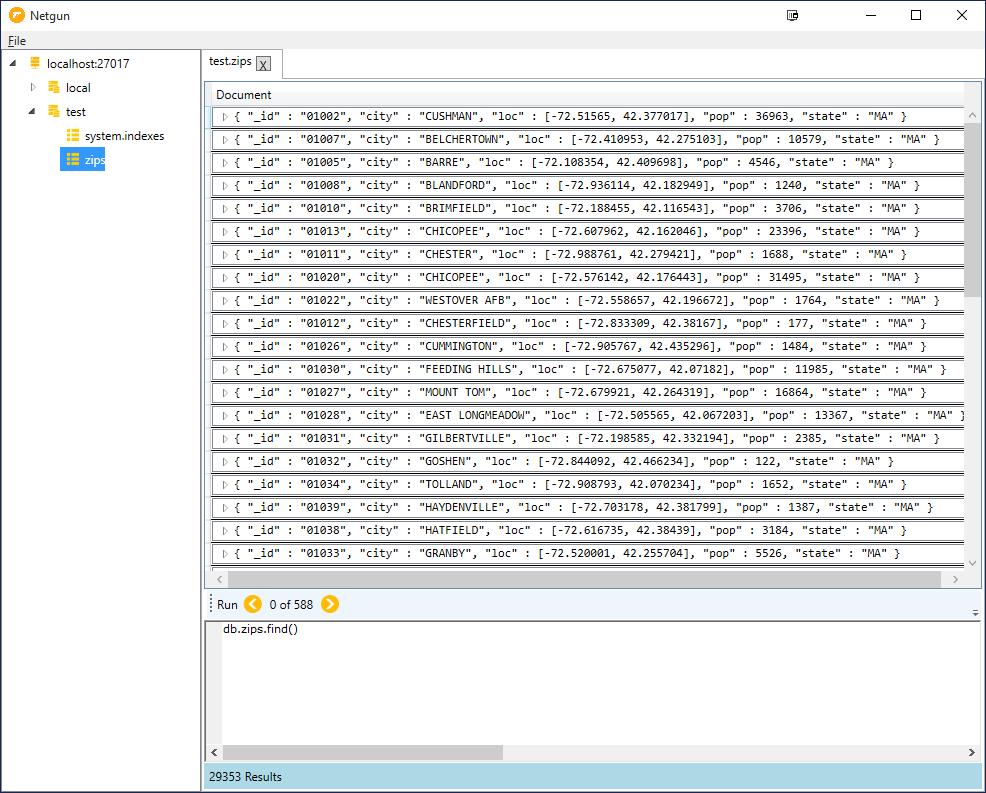 Netgun Screenshot