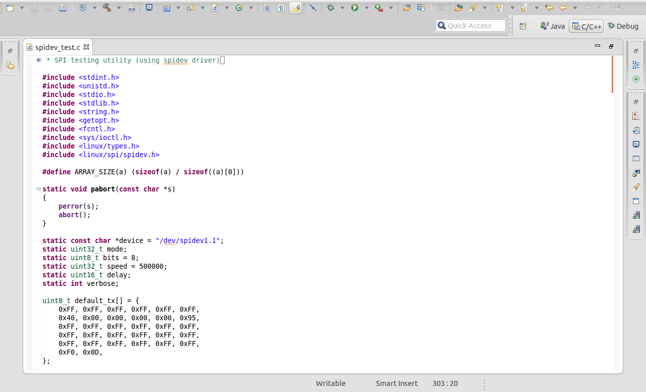Using Eclipse IDE with Yocto SDK · gumstix/yocto-manifest Wiki · GitHub