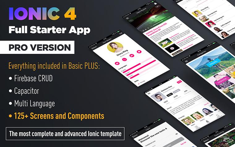 GitHub - ionicthemes/ionic4-full-starter-app: 🌟 Ionic 4