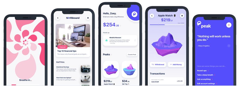 Peak Money: App