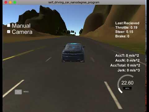 Udacity Self Driving Car Simulator Tutorial