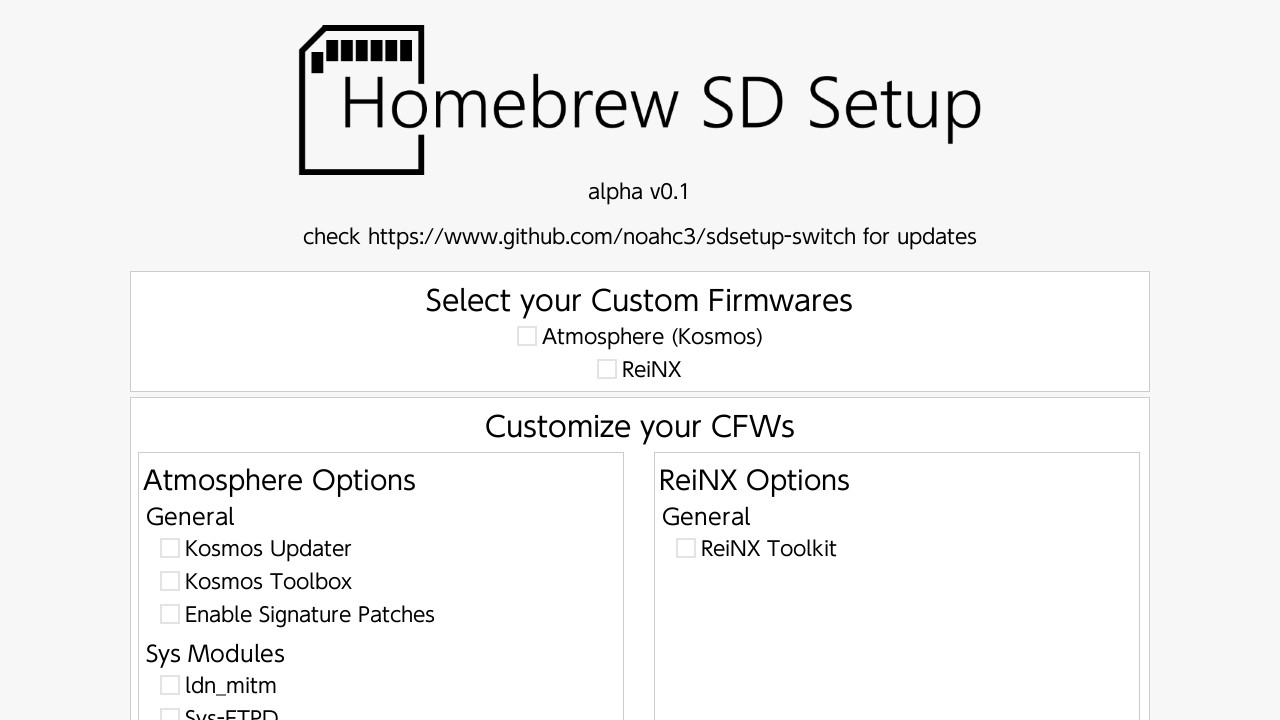 By bhints || Gag Order Switch Homebrew