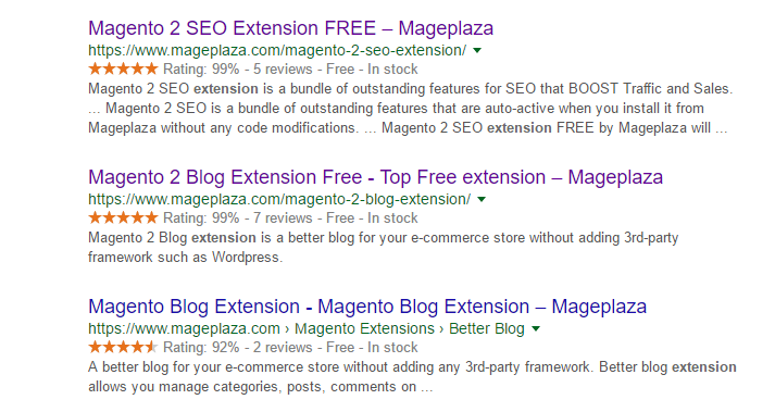magento 2 seo structured data