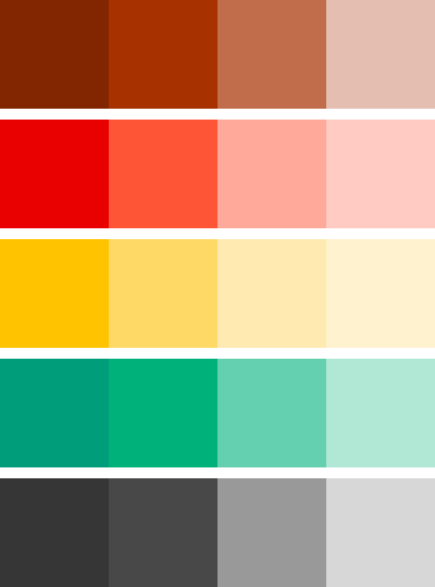 Decide On Color Palette Issue 16 Gratipay Inside