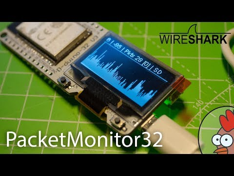 PacketMonitor32 Video