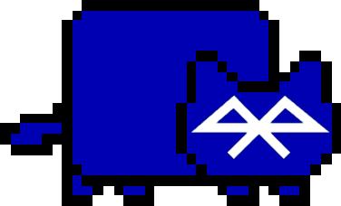 blucat logo