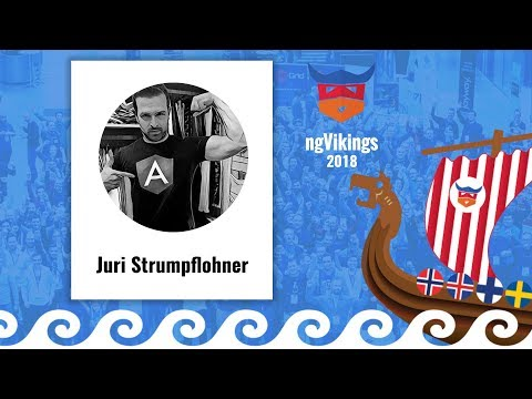 Juri Strumpflohner - Create & Publish Angular Libs like a PRO at ngVikings