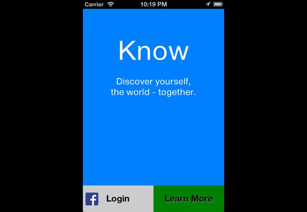 Know screenshot