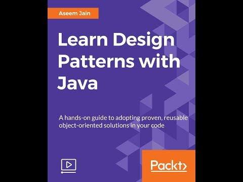 Github Premaseem Designpatternsjava9 This Repository Has All 23 Gof Design Patterns Coded In Java 9 With Around 50 Working Project Code Used For Video Course By Packt Publication With Title Learn Design