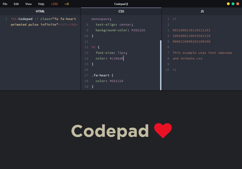 CodePad