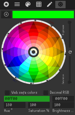 Color Selection 6