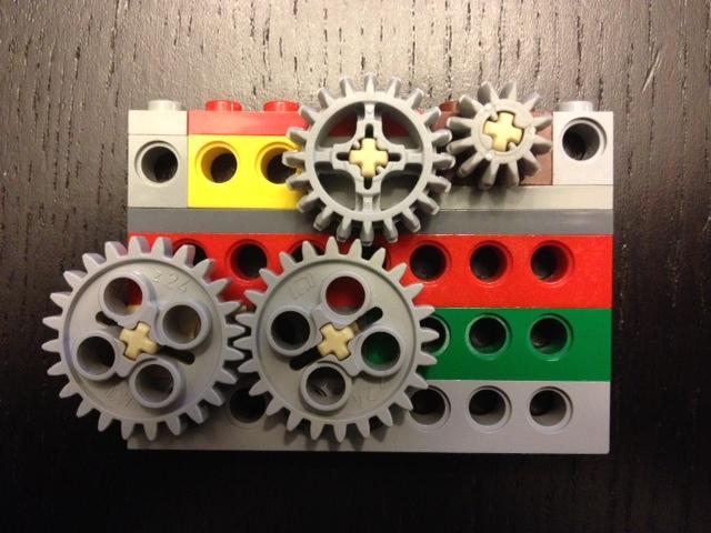 four-gears