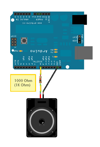 Tone-Arduino-Connections