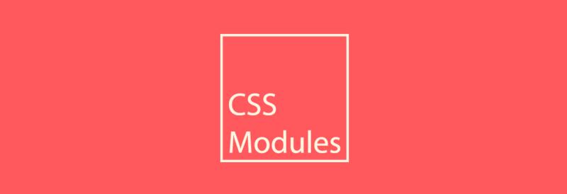 CSS Modules Logo