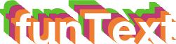 funText logo