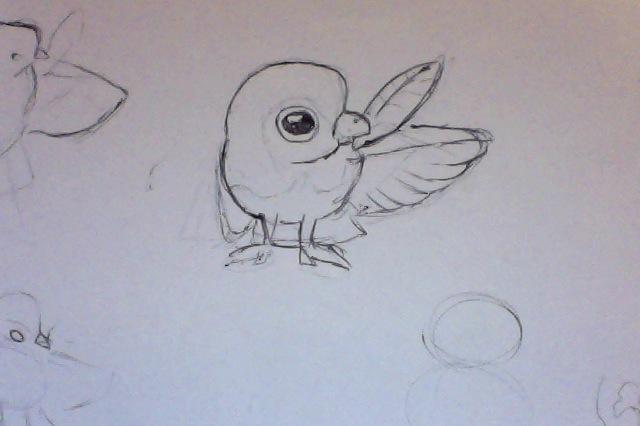 bower sketch