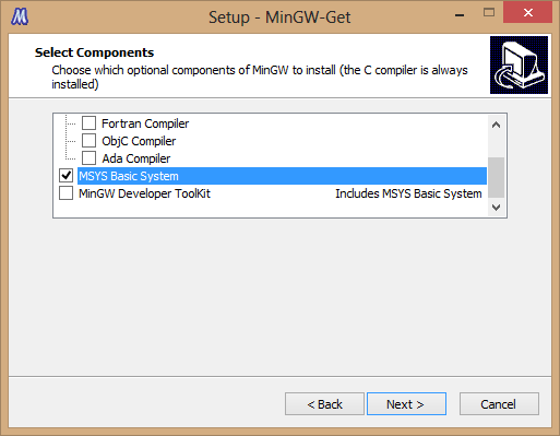 An overview of setting up *nix tools on Windows using MSYS
