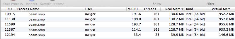 memory-usage-exo