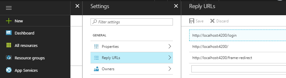 Replay URLs