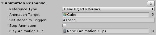 Animation Response