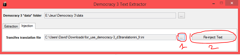 GitHub - dragouf/Democracy3TextExtractor: A tool to extract