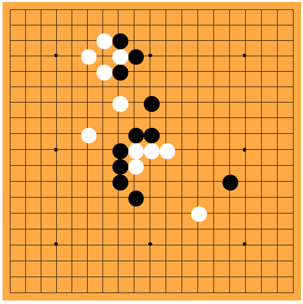 GitHub - gferrin/Go: Game of Go 囲碁 implemented in javascript
