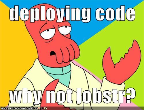why not lobstr?