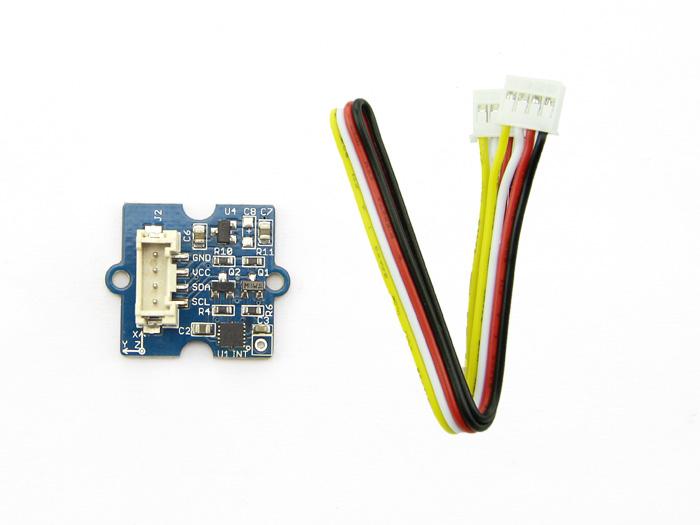 MagiDeal MMA7660 Beschleunigungssensor-Modul für Raspberry Pi Blue 3