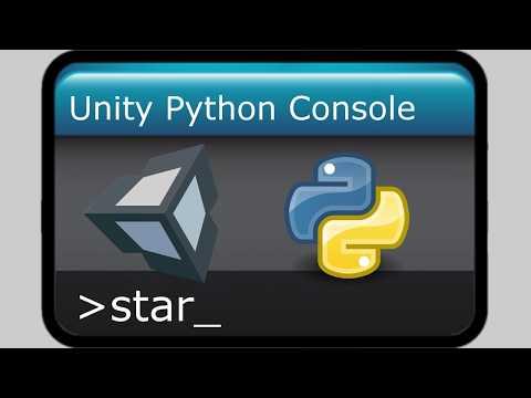 UnityPythonConsoleYT