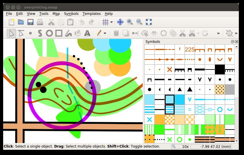 Mapper Screenshot